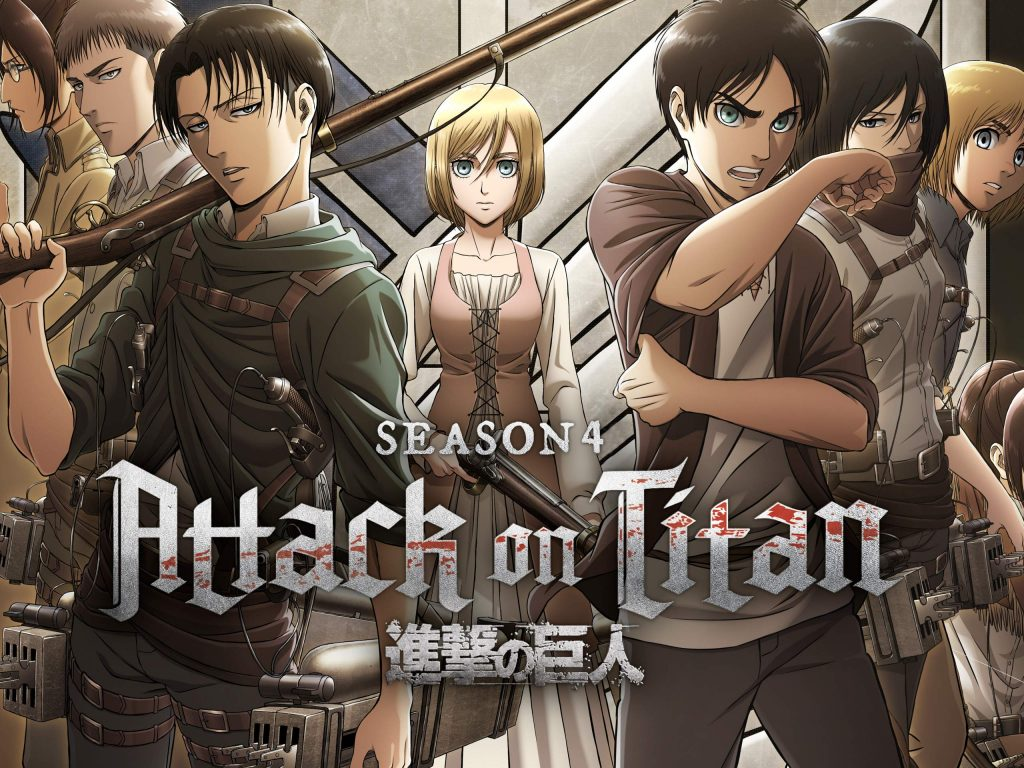 Is this tribute game worth the download?. Attack On Titan Season 4: Release Date, Cast, And Fan ...