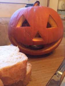 Uses for pumpkin this Halloween with The Natural Essex Girl
