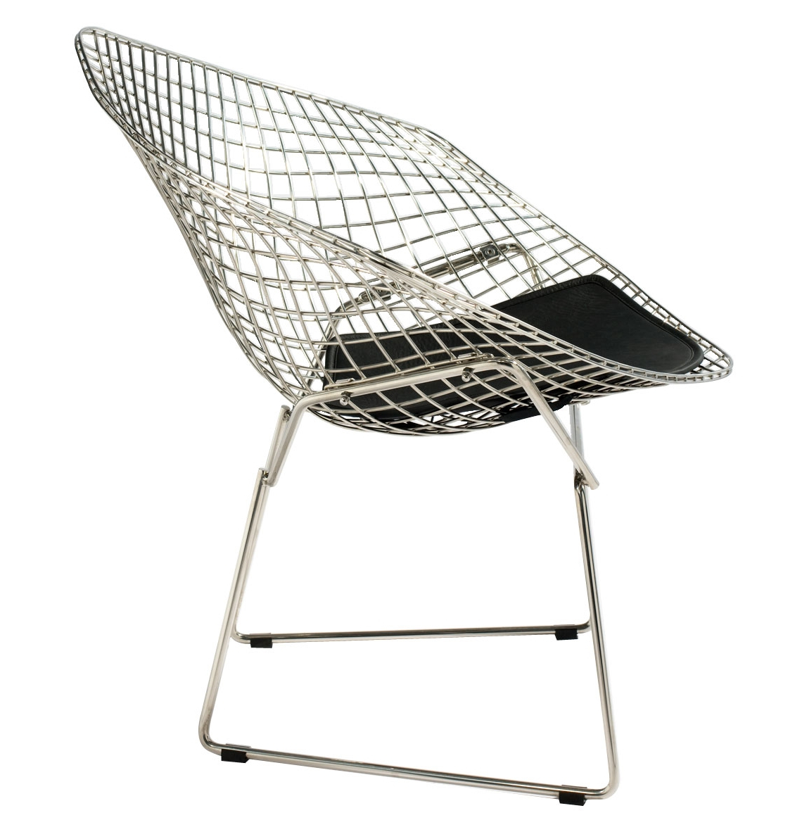 Bertoia Diamond Wire Chair