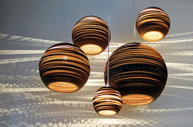Mica Pendant Lighting