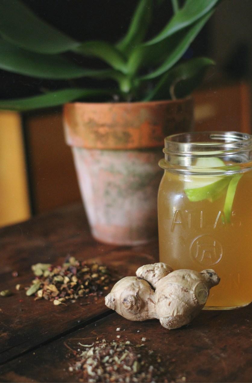 Fall Recipe   Tea