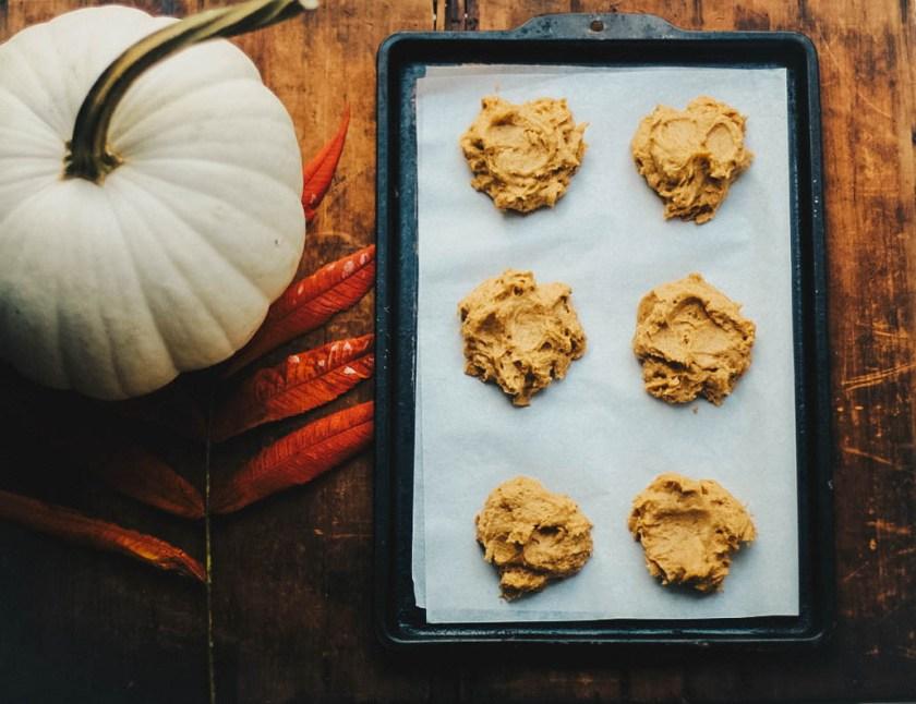 Autumn Recipes: Amazing Pumpkin Cookies