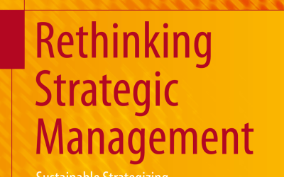 Rethinking Strategic Management book release