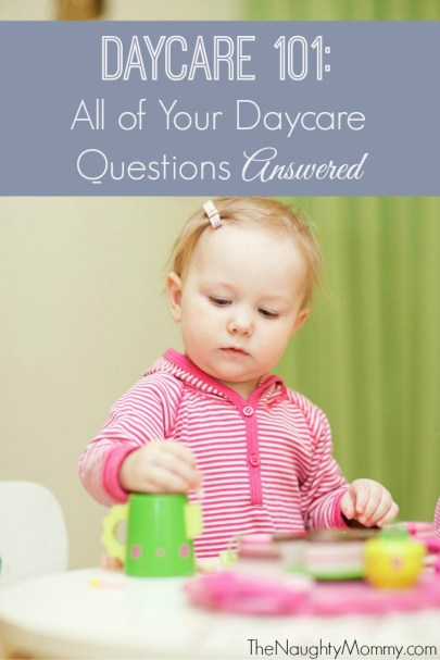 All of Your Daycare Questions Answered