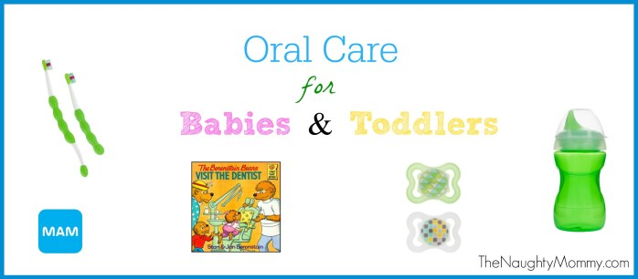 Oral Care for Babies and Toddlers