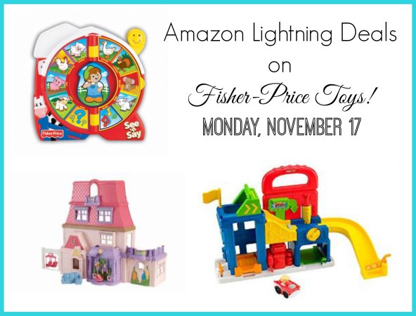 Fisher Price on Amazon