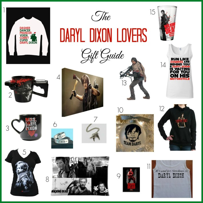 Daryl Dixon Lovers Gift Guide