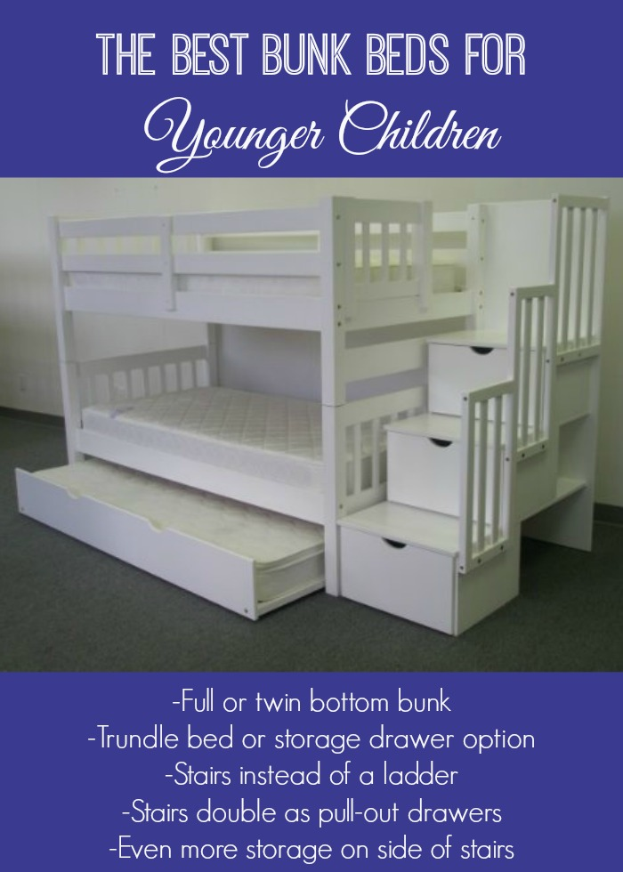 Bunk Bed Can Be Separated To Use As Two Single Beds