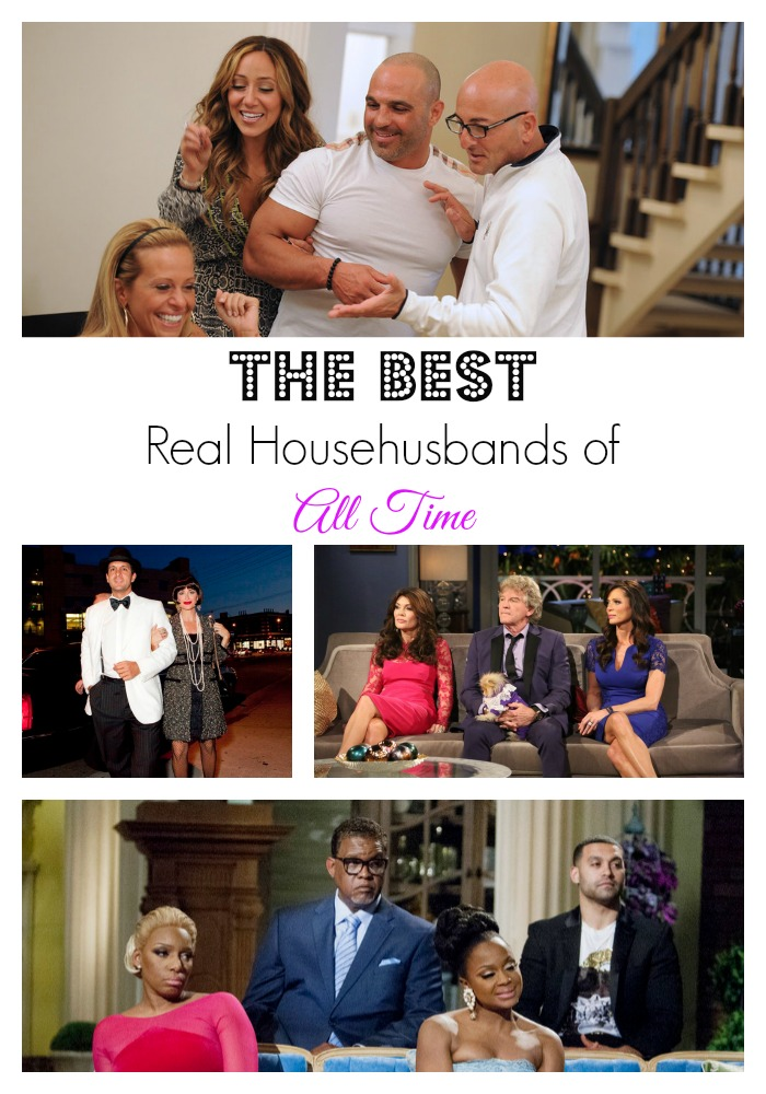 The Best Real Househusbands of All Time