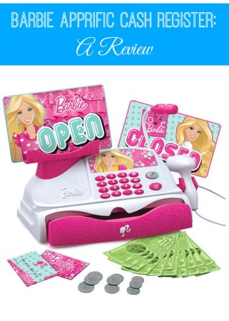 Barbie Apprific Cash Register