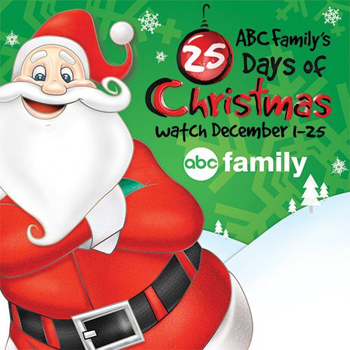 ABC Family's 25 Days of Christams