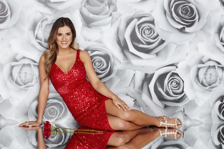 """THE BACHELORETTE - JoJo Fletcher first stole America's heart on Ben Higgins season of """"The Bachelor,"""" where she charmed both Ben and Bachelor Nation with her bubbly personality and sweet, girl-next-door wit and spunk. JoJo embarks on her own journey to find love when she stars in the 12th edition of """"The Bachelorette,"""" which premieres on MONDAY, MAY 23 on the ABC Television Network. (ABC/Craig Sjodin)"""