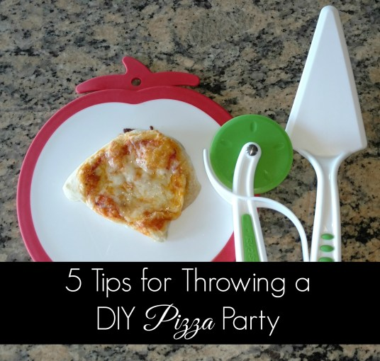 FB 5 Tips for Throwing a DIY Pizza Party