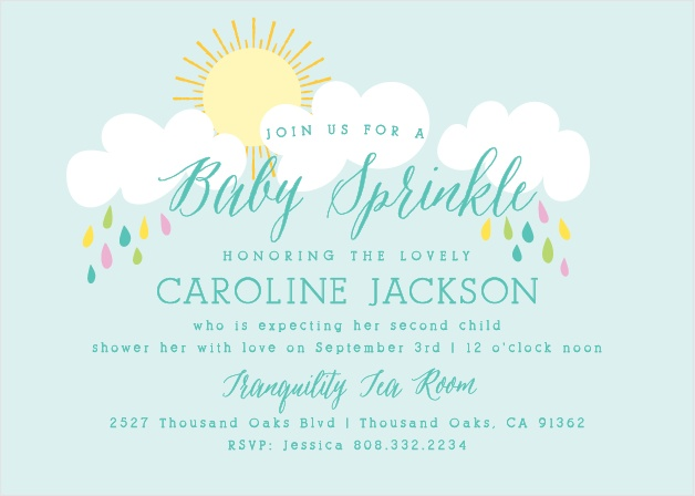 7 tips to throw a chic baby sprinkle the naughty mommy