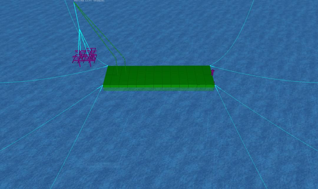 Marine Lifting – Engineering and Planning
