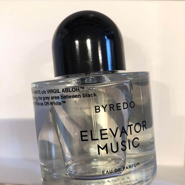 Off-White™ x Byredo, Elevator Music