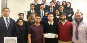 Team Medicus Win The NCS / UCL MedTech Challenge