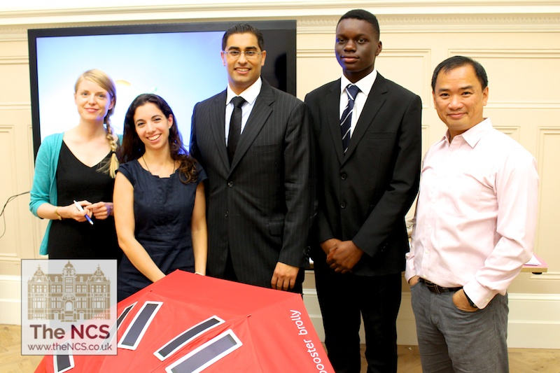Newham Collegiate Sixth Form Centre (The NCS) Opening Day