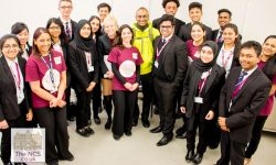 Venki Ramakrishnan, Nobel Laureate For Chemistry, Delivers A Lecture For Newham Collegiate Sixth Form Centre (The NCS) Students