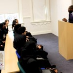 David Lammy MP Addresses Newham Collegiate Sixth Form (The NCS) Students - In Video