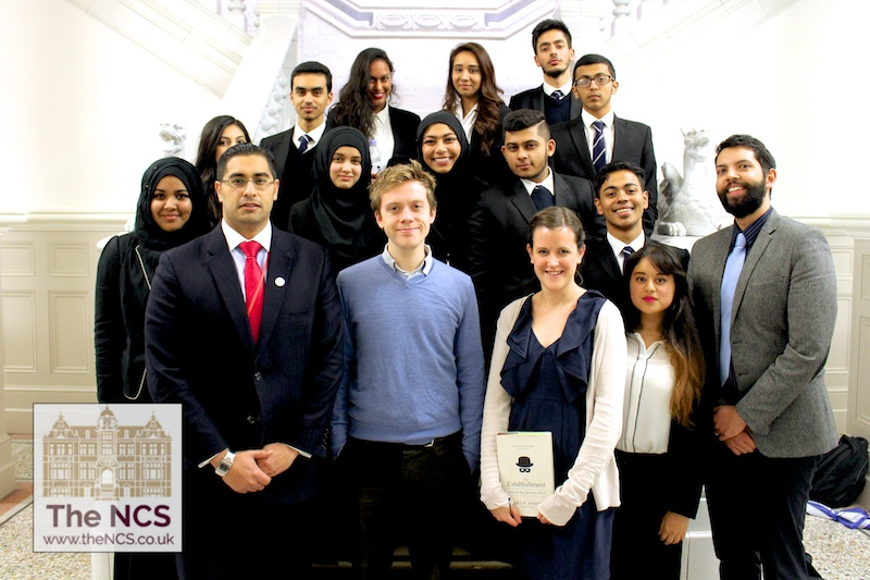 Owen Jones Visits Newham Collegiate Sixth Form Centre (The NCS) To Deliver A Politics Lecture - In Video