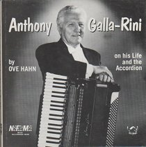 Anthony Galla-Rini and his accordion