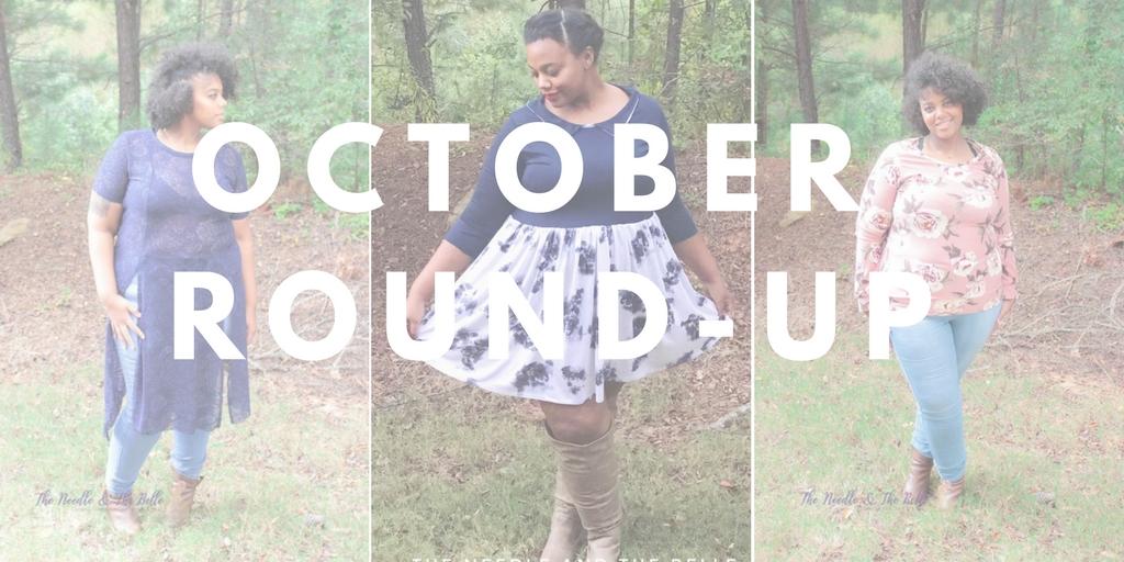 October 2017 Round-Up