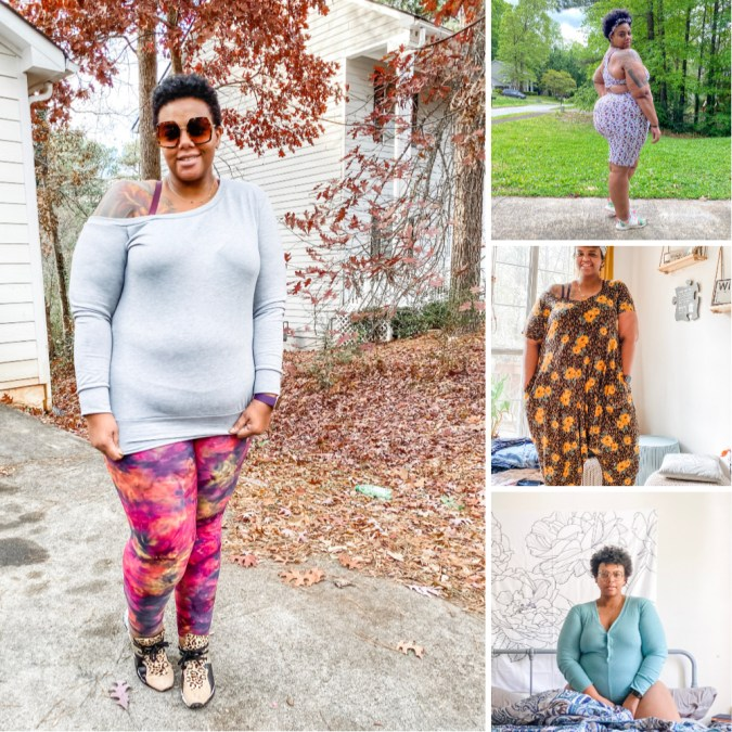 My Favorite Plus-Size Loungewear Patterns