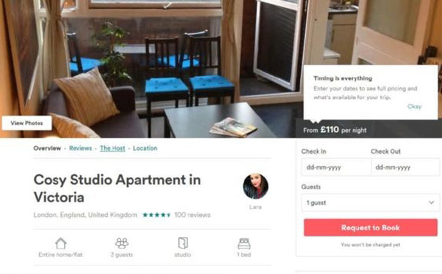 Council Flat Airbnb Host Fined 100000 The Negotiator