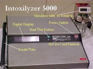 The Intoxilyzer 5000
