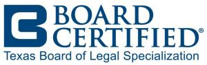 Attorney Tad Nelson is board certified in criminal law per the Texas Board of Legal Specialization