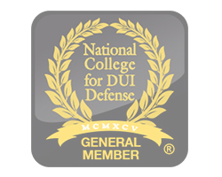 National College of DUI Defense In order to provide the best defense possible for his clients, Tad Nelson is also a graduate and active member of the National College of DUI Defense®. The National College Of DUI Defense® is an educational program for DUI lawyers that are dedicated, as an organization, to making the criminal defense bar the best it can be. Learn more