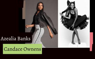 Azealia Banks OWNED Candace Owens