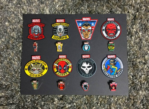 From Sub Box to Shawdowbox - Funko Patches & Pins