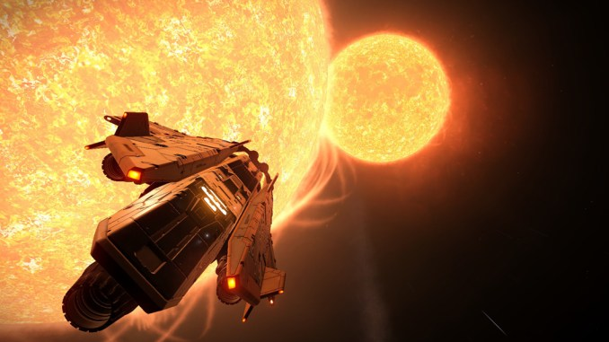 Elite is a beautiful, but flawed, game.