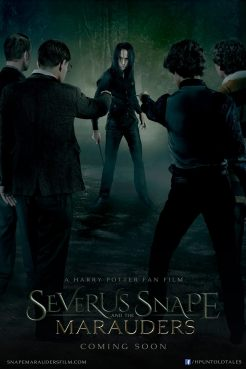 Snape with marauders