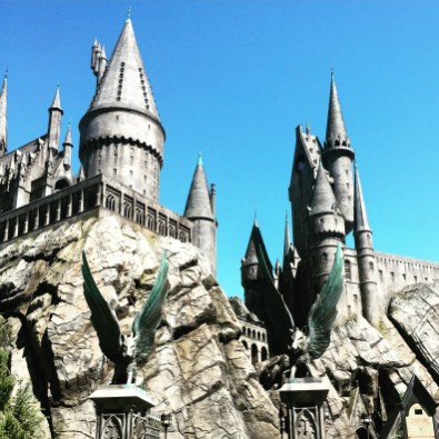Hogwarts Entrance