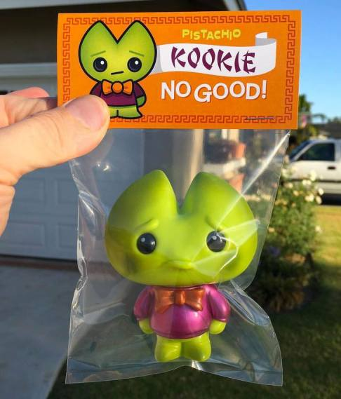 "Kookie No Good ""Pistachio"""