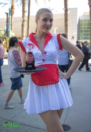 Nuka Soda girl