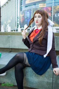 Just Monika by @ladyraegun
