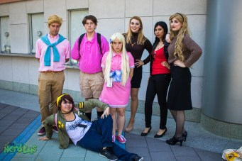 Dream Daddy Group 2