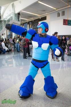 Mega Man by @8_bit_fitz