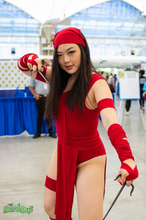 Elektra by @aristargirl