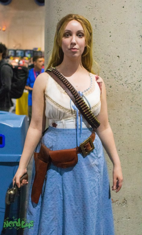 Dolores from Westworld by @roseivy09