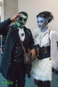 Frankenstein and Bride by @peaches50 and @germs89