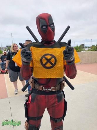 Deadpool X-Men Trainee by @leftcoastavenger