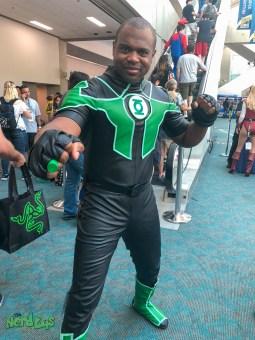 Green Lantern by @black__jedi