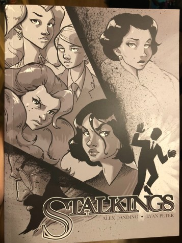 Stalkings Graphic Novel