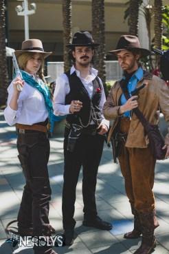 Sadie, Dutch and Arthur (@isaacjsprague @bravoalmara)