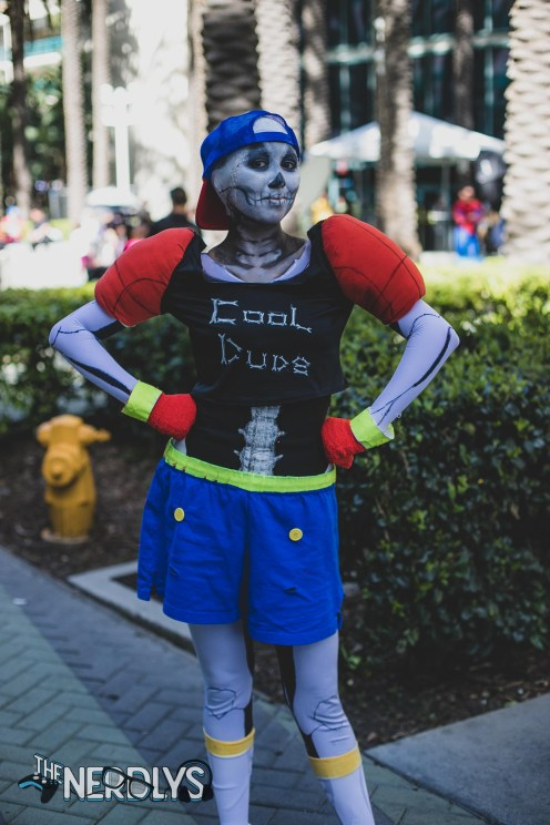Papyrus from Undertale